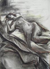 L.A... Maria J. reclining - click here to see an enlargement