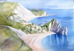 Durdle Door - click here to see an enlargement