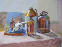 Still Life with Goat Mort - click here to see an enlargement