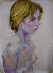Portrait of Maria - click here to see an enlargement