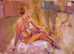 D.C.1. Life Painting - click here to see an enlargement