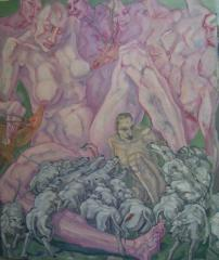 Diana and Actaeon no.1 - click here to see an enlargement (opens a new window in front of this page)